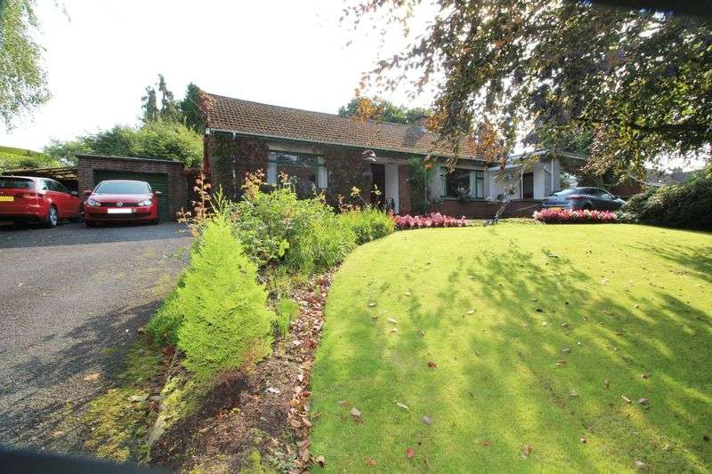 4 Bedrooms Detached Bungalow for sale in 67 Dromore Road, Hillsborough