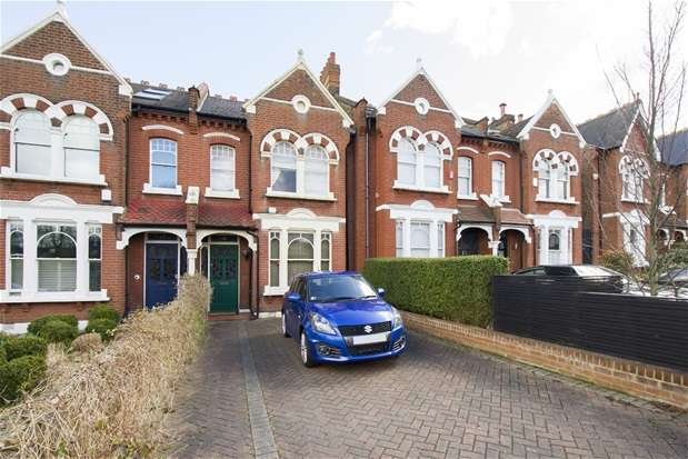 3 Bedrooms Terraced House for sale in Turney Road, Dulwich