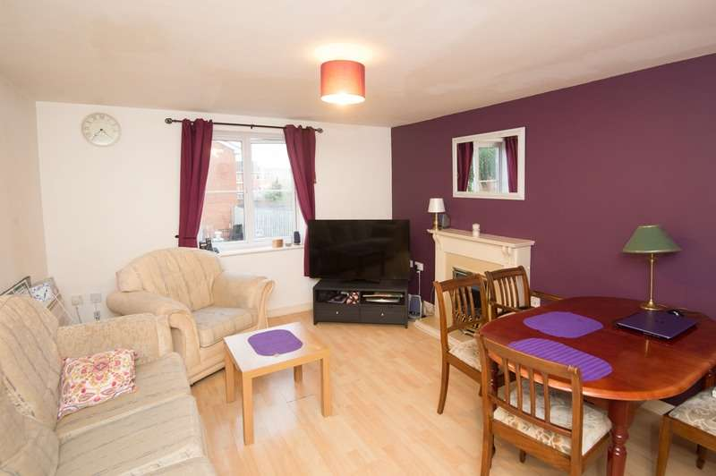2 Bedrooms Flat for sale in Towpath close, Coventry, Warwickshire, CV6