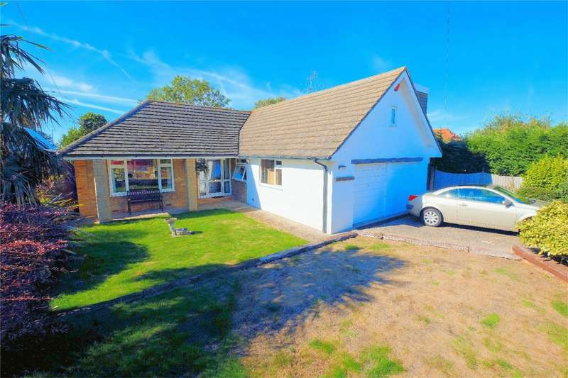 4 Bedrooms Detached House for sale in Shamrock Avenue, WHITSTABLE, Kent