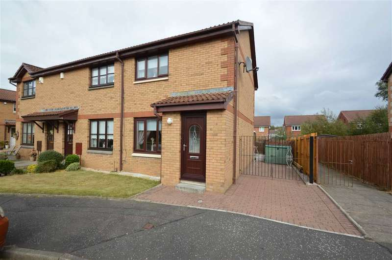 2 Bedrooms End Of Terrace House for sale in Windsor Gardens, Hamilton