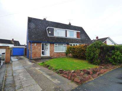 3 Bedrooms House for sale in St. James Avenue, Upton, Chester, Cheshire, CH2