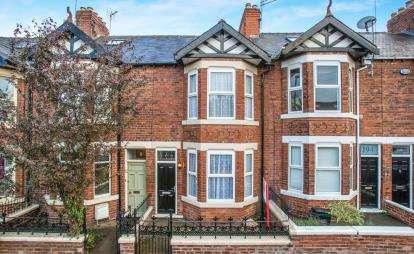 2 Bedrooms House for sale in Bishopthorpe Road, York, North Yorkshire, England