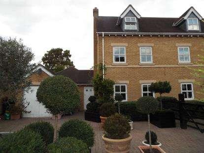 5 Bedrooms End Of Terrace House for sale in The Granary, Arlesey, Bedfordshire