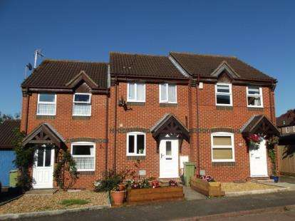 1 Bedroom Terraced House for sale in Lastingham Grove, Emerson Valley, Milton Keynes