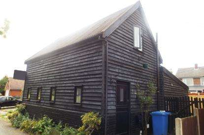 2 Bedrooms Barn Conversion Character Property for sale in Long Melford, Sudbury, Suffolk