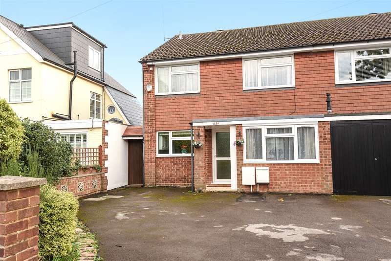 4 Bedrooms Semi Detached House for sale in Northwood Road, Harefield, Middlesex, UB9