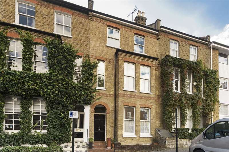 4 Bedrooms House for sale in New End Square, Hampstead Village, NW3