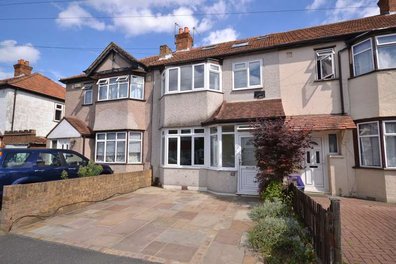 4 Bedrooms Terraced House for sale in Motspur Park