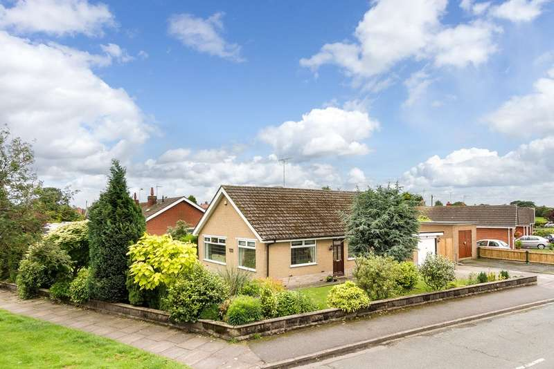 3 Bedrooms Detached Bungalow for sale in Church Lane , Sandbach