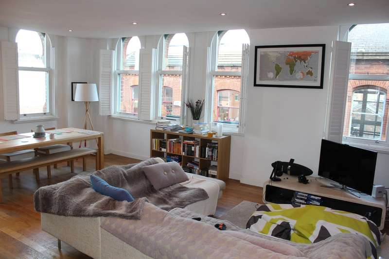 2 Bedrooms Flat for sale in 31 Tib Street, Manchester