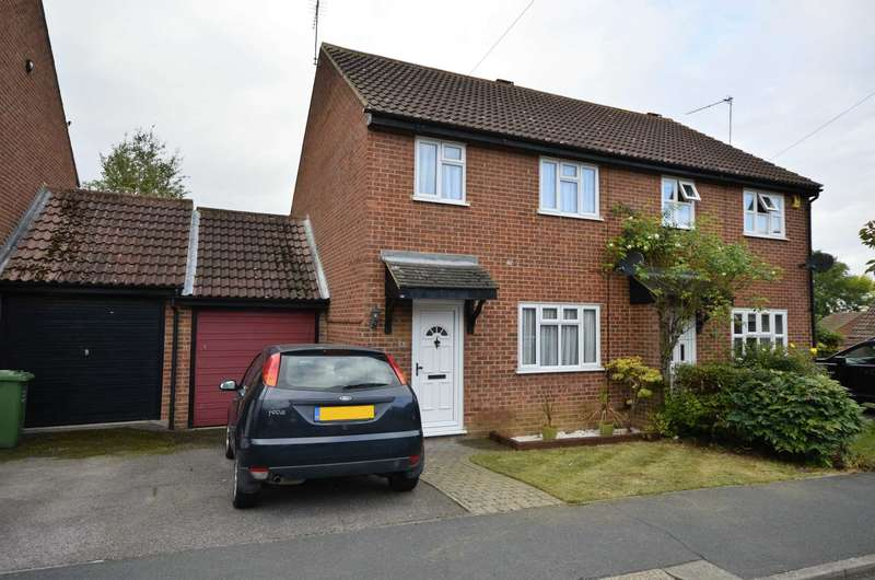3 Bedrooms Semi Detached House for sale in Porchester Road, Billericay