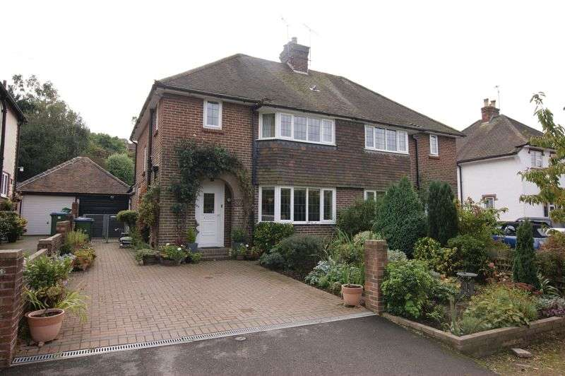 3 Bedrooms Semi Detached House for sale in North Wallington, Wallington, Fareham