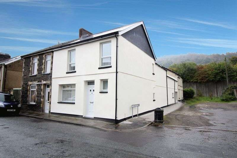 4 Bedrooms Terraced House for sale in Coedpenmaen Road, Trallwn, Pontypridd, CF37 4LH