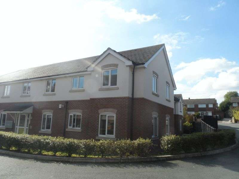 2 Bedrooms Flat for sale in Bryn Awelon, Buckley