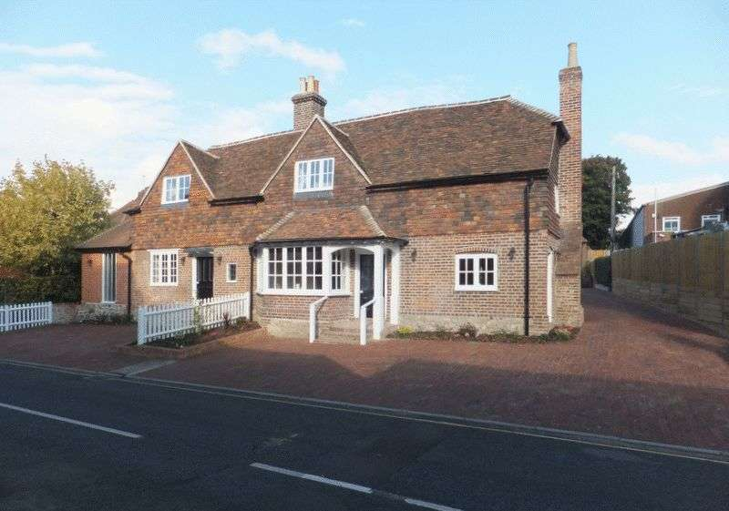 3 Bedrooms Semi Detached House for sale in High Street, Sevenoaks