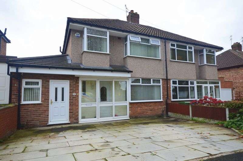 3 Bedrooms Semi Detached House for sale in Elmswood Road, Aigburth