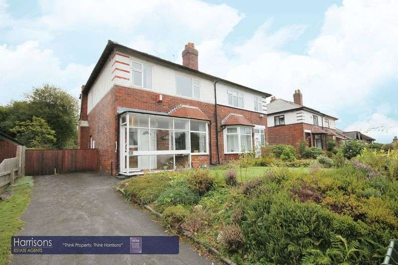 3 Bedrooms Semi Detached House for sale in Newbrook Road, Over Hulton, Atherton, Greater Manchester.