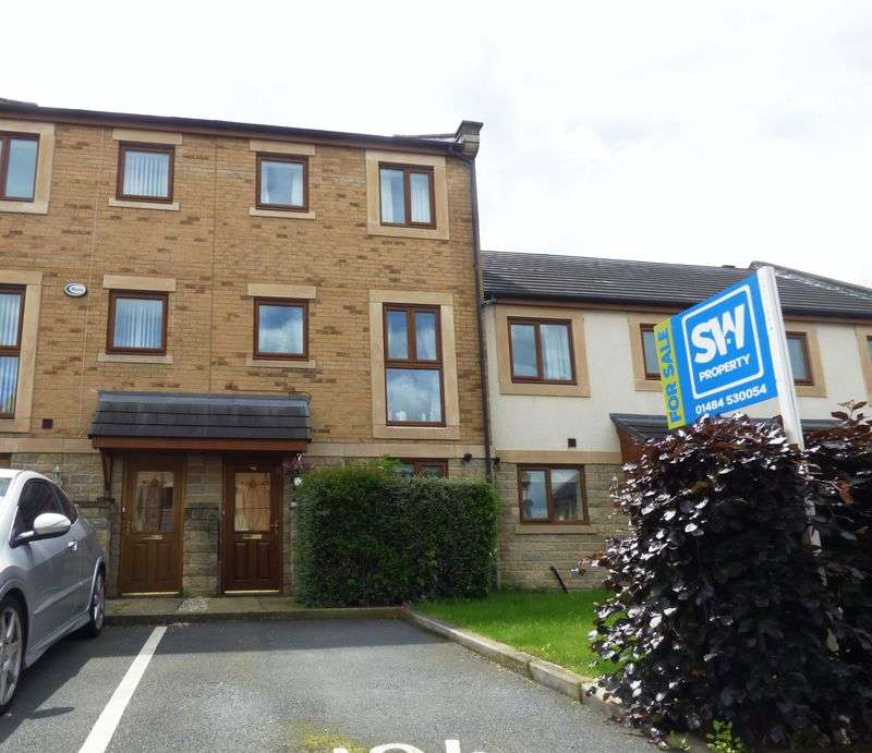 4 Bedrooms House for sale in Greenlea Court, Huddersfield