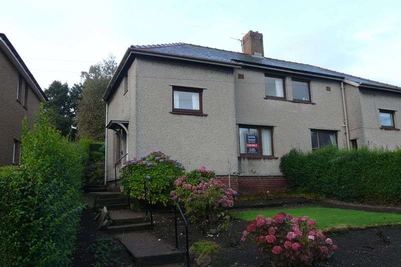 3 Bedrooms Semi Detached House for sale in Oliver Road, Wooler