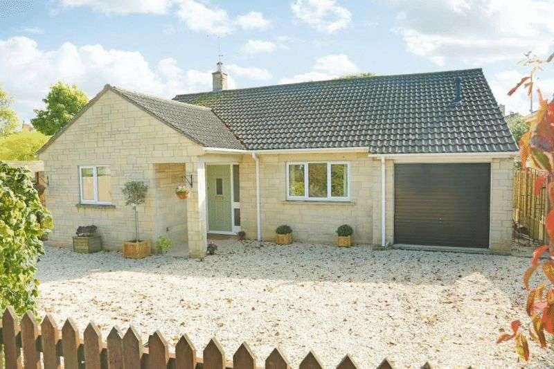 3 Bedrooms Detached Bungalow for sale in Top Lane, Melksham