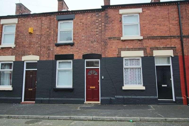 2 Bedrooms Terraced House for sale in Silkstone Street, St. Helens, Merseyside WA10 4PB