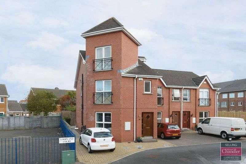 4 Bedrooms House for sale in 1 Loopland Court, Belfast, BT6 9FJ