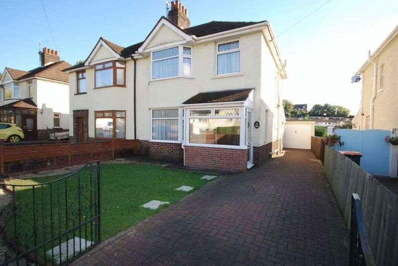 3 Bedrooms Semi Detached House for sale in Christchurch Road, Newport