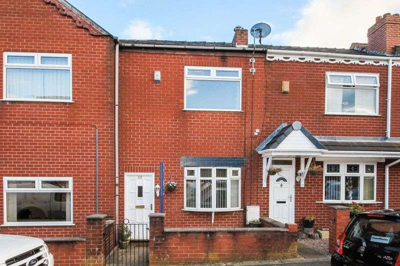 2 Bedrooms Terraced House for sale in Leader Street, Wigan