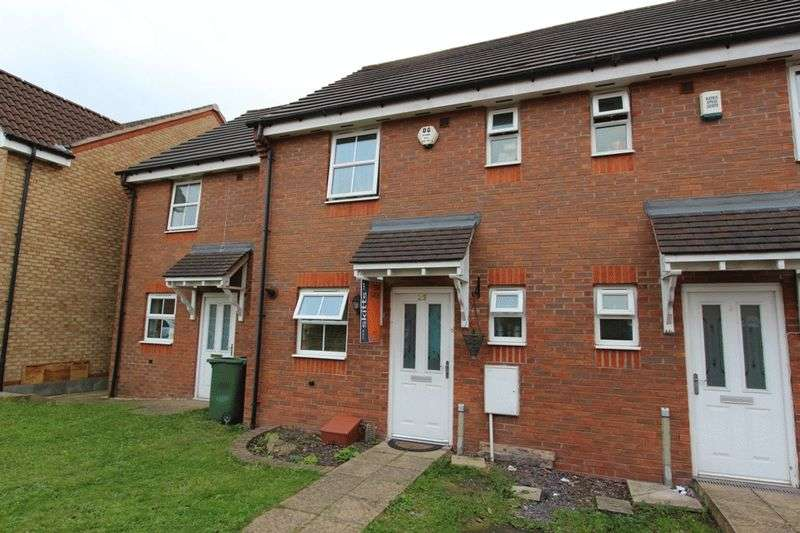 2 Bedrooms Semi Detached House for sale in Great Meadow, Tipton