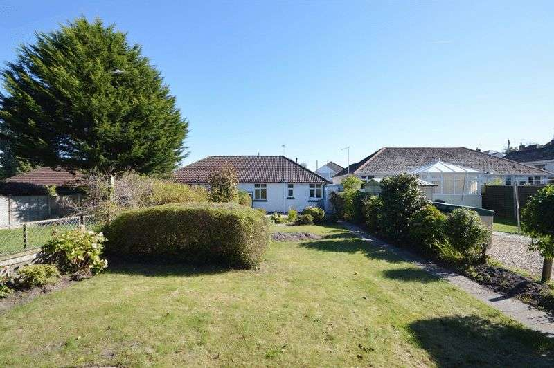 2 Bedrooms Semi Detached Bungalow for sale in Parkstone, Poole BH12