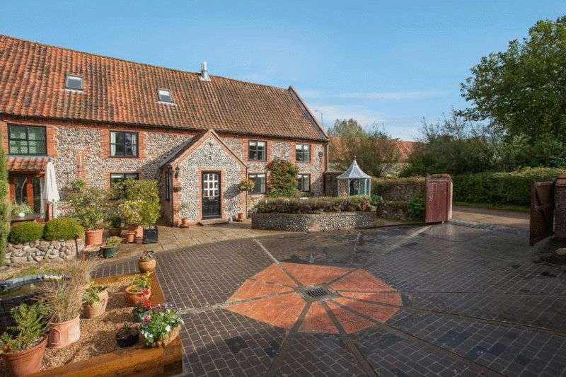 4 Bedrooms Property for sale in Sharrington, Norfolk