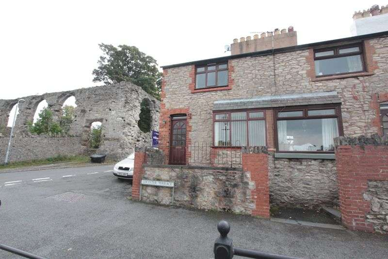 2 Bedrooms Terraced House for sale in Leicester Terrace, Denbigh