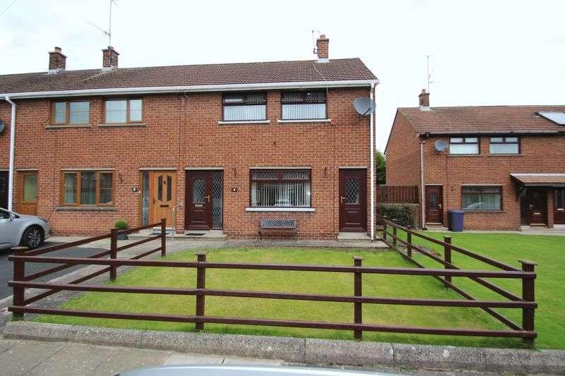 3 Bedrooms Terraced House for sale in 4 Granville Gardens, Portadown, BT63 5DR