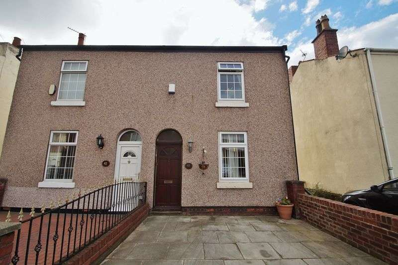 3 Bedrooms Semi Detached House for sale in Banastre Road