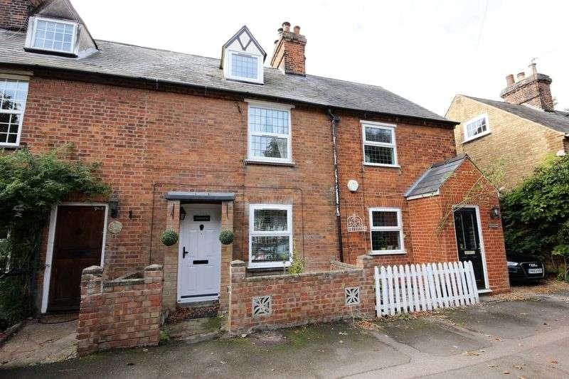 2 Bedrooms Terraced House for sale in Wilstead Road, Elstow, Bedford