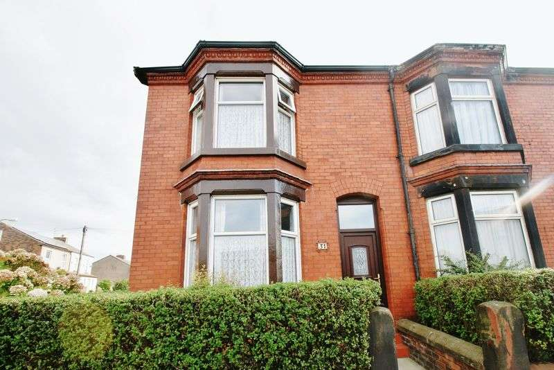 3 Bedrooms Terraced House for sale in Linacre Road, Litherland