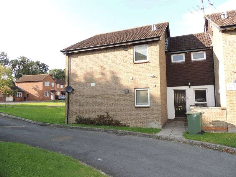 1 Bedroom Flat for sale in Handford Way, Longwell Green, Bristol