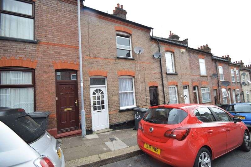 2 Bedrooms Terraced House for sale in May Street, Luton