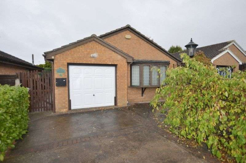 2 Bedrooms Detached Bungalow for sale in Alveston Road, Scunthorpe