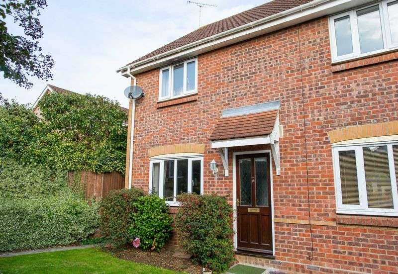 2 Bedrooms Semi Detached House for sale in Worcester Road, Bury St Edmunds