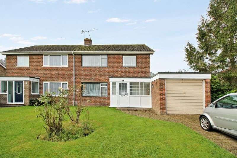 3 Bedrooms Semi Detached House for sale in Furnace Green, Crawley
