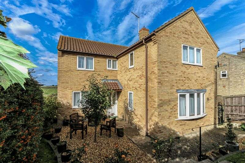 4 Bedrooms Detached House for sale in Main Street, Prickwillow