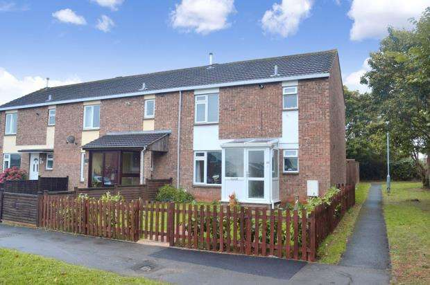 3 Bedrooms End Of Terrace House for sale in Lime Crescent, Taunton, Somerset
