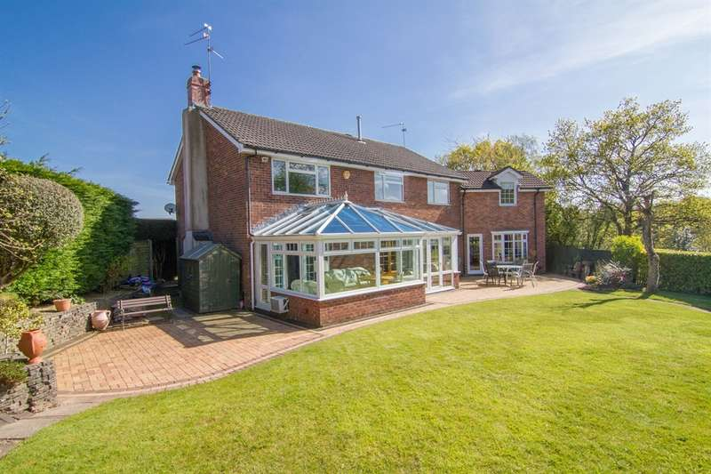 6 Bedrooms Detached House for sale in Ridgeway, Lisvane, Cardiff