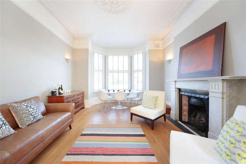 2 Bedrooms House for sale in Wandsworth Common West Side, Wandsworth, London, SW18