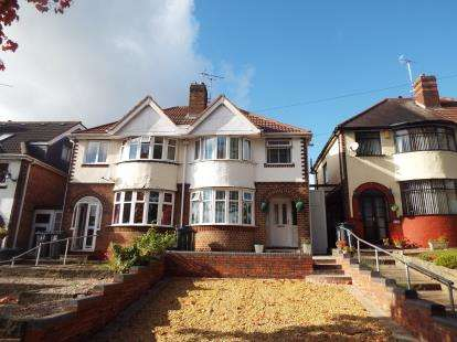 3 Bedrooms Semi Detached House for sale in Gleneagles Road, Birmingham, West Midlands