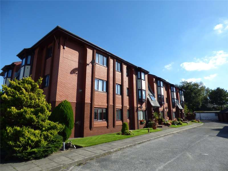 2 Bedrooms Apartment Flat for sale in Castle Keep, Liverpool, Merseyside, L12