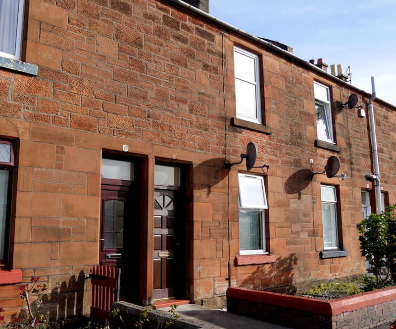 1 Bedroom Ground Flat for sale in Boydfield Avenue, Prestwick, KA9