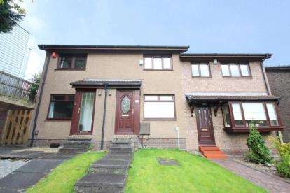2 Bedrooms Terraced House for sale in Carleton Drive, Giffnock